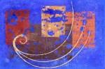 Ewig Vergänglich I   (54 x 79)