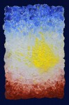 Rising  (ca. 90 x 130 cm)